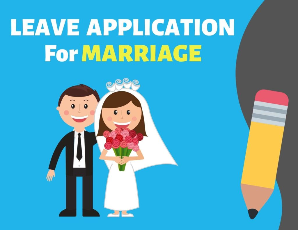 Leave Application For Cousin Brother Marriage To Boss