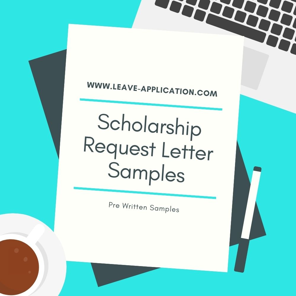 Scholarship Request Letter Samples